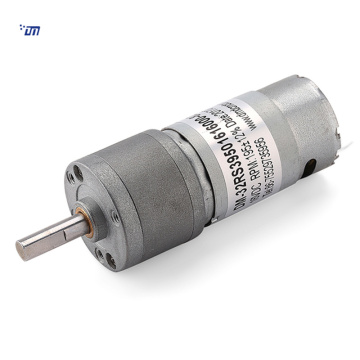 Motoriduttore cc da 32mm 12v 60 rpm