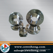 Professional manufacturer cnc machining parts water pipe floor flange
