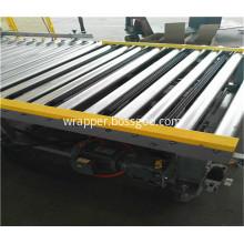 CE Standard Moving Conveyor Roller Machine