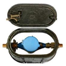 NWM, compteur boîte, boîte de fer, Mbi-Mj15