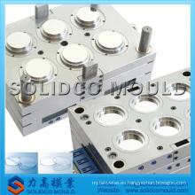 Fabricante de moldes de pared delgada por inyección
