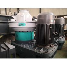 máquina de pellets de madera de control de automatización de alto nivel