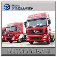 Dongfeng 420 HP Tracteur Remorque 6X4 Tracteur