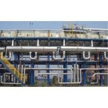 Fibra de vidrio de tratamiento de agua de mar o tubo de FRP