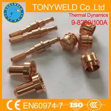 Consumibles de soplete de corte dinámico 9-8232 electrodo de corte