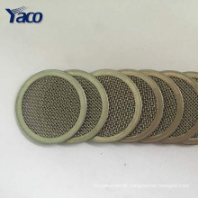 Hot sale edged 304 Stainless steel screen filter disc(2-8 inch)