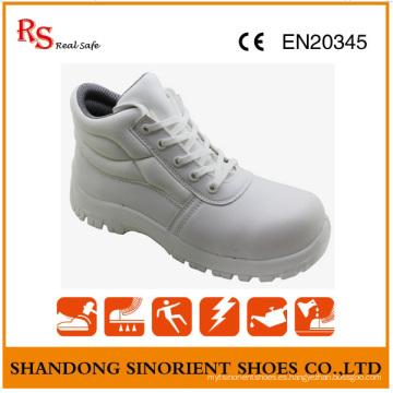 Zapatos vendedores calientes del hospital de enfermería, zapatos médicos blancos