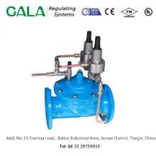 Venta caliente profesional del metal de la alta calidad GALA 1355 Surge Anticipating Valve for gas