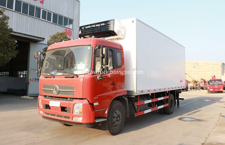 dongfeng 4x2 cargo truck