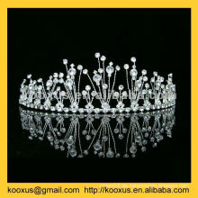 Tiara de novia de alta calidad hecho en China
