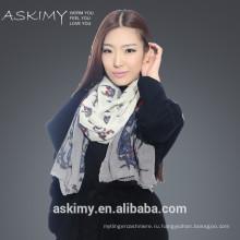 2015 мода шерстяной кашемир шарф