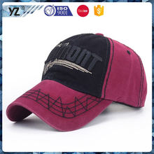 Most popular top quality snap back baseball cap in many style