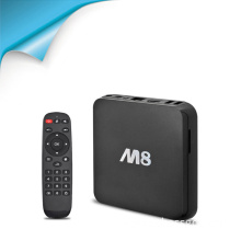Best Quanlity 2014 Cheapest Hotsell Amlogic S802 Quad Core Android 4.4 TV Box M8 2g/8g Bluetooth 4.0