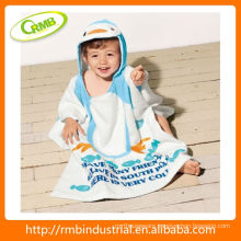 Animals Kids Bathrobe