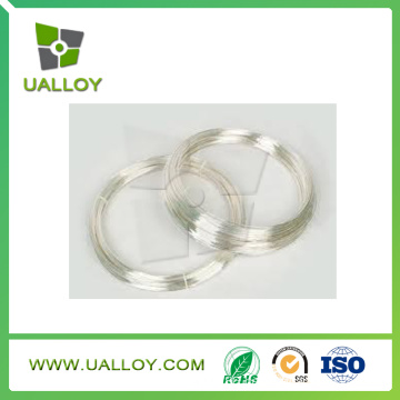 Silver Based AG-Cu Alloy Wire (AG72Cu28)