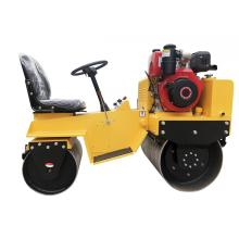 Small surface sprayed plastic ride on road roller