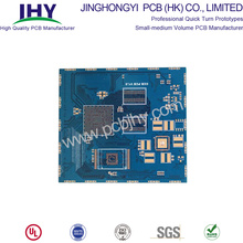8 Layer FR4 Tg170 BGA PCB Manufacturing