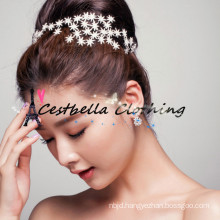 Trade Assurance supplier factory Wholesale bridal hair tiara jewelry accessories Headwear