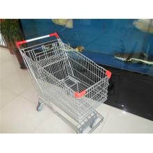 Australien Supermarkt Einkaufswagen