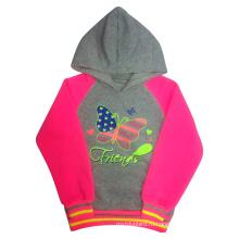 Смешать Цвет дети девочка Толстовка Детская одежда (WGS001)
