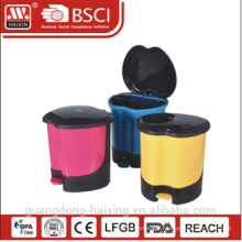 Household Apply top Plastic waste bin