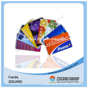 Full Color ID/VIP/PVC/Plastic Card