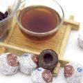 Chinesa chá de ervas, comprimido Pu'er Tuo Cha (Maduro Pu'er Tuo Cha)