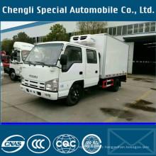 600P 3tons camion Isuzu-congélateur-boîte
