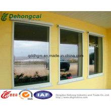 Fenêtre fixe en aluminium d'UPVC d'approvisionnement de prix usine