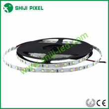 mini 5mm pcb epistar chip flexible solid color 3528 led light strip 60leds/m, R/G/B/Y/W