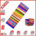 Multifunctional Polyester Seamless Knitted Magic Bicycle Bandana Headwear