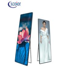 Tela de espelho de LED de preço de promoção de alumínio ultra fino