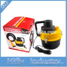 HF-802 China Supply DC12V Aspirador de coche nuevo, húmedo y seco Aspirador de fuerte potencia (Certificado CE)