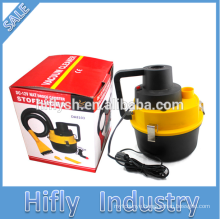 HF-802 China Supply DC12V Wet and Dry New Car Vacuum Cleaner Strong power vacuum cleaner (CE Certificate)
