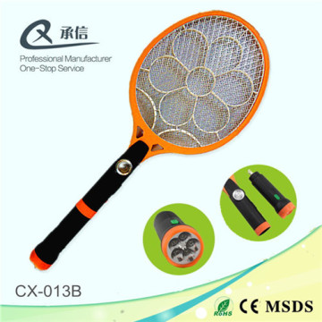 LED Flashlight Electric Fly Trap with Torch