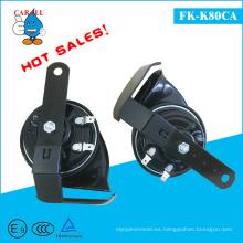 Autto Parts Súper Waterprrof Car Horn, eléctrico Snail Horn Motorcycle Horn