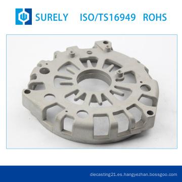 Partes de equipo médico de OEM Partes de metal de fundición de aluminio