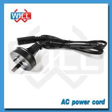 Australien 2 Pin Stecker Verlängerungskabel mit IEC C5