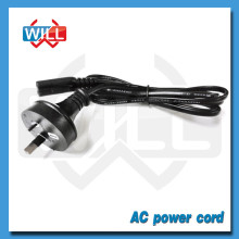 Australia 2 Pin Plug Extension Cord with IEC C5