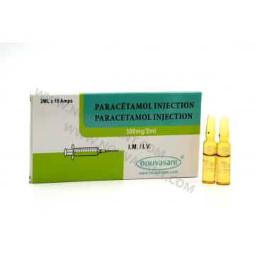 High Quality for Asprin Tablet Paracetamol Injection 300mg/2ml export to New Caledonia Suppliers