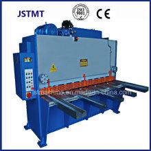 Máquina de corte hidráulico de guillotina (RAS156, capacidad: 6X1500mm)