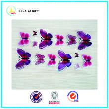 ПВХ бабочка 3D наклейки