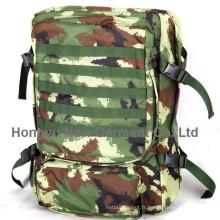 Sac à dos à camouflage de l'Armée Militaire Sac à dos pour hommes (HY-B081)