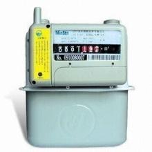 Беспроводной дистанционный интеллектуальный газовый счетчик с технологией Wor Awaking-GS 1.6