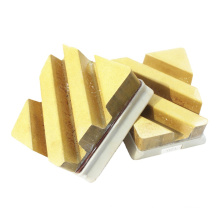 Diamond Abrasive Tool Resin Bond Diamond Horseshoe-shaped Frankfurt for Quick Polishing