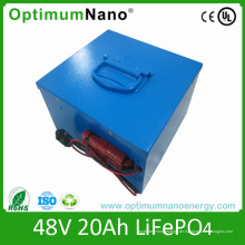 Elektrischer Lithium-Batterie-Satz des Fahrrad-48V 20ah mit PCM