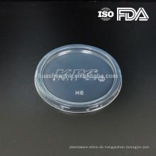 FDA-Prägung mit 99,5 mm Durchmesser Kunststoffdeckel