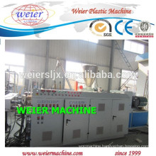 PVC imitation marble sheet/board production /extrusion line with CE
