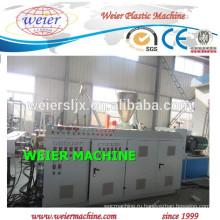 ПВХ искусственный мрамор лист//extrusion линия по производству с CE