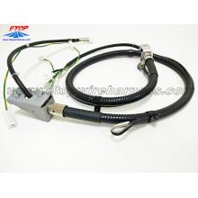 pemasangan kabel tersuai untuk mesin mekanikal